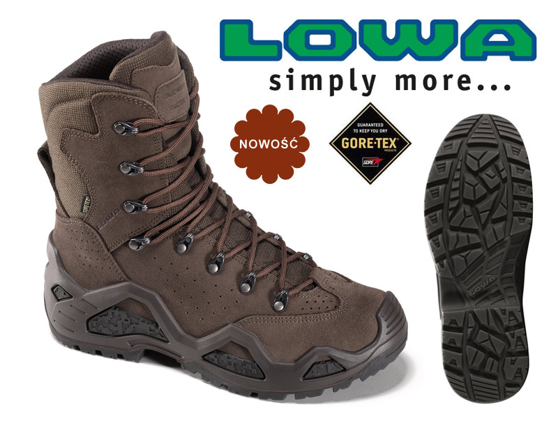 Z-8S GTX® Dark Brown